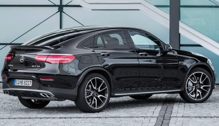 Mercedes-Benz GLC43 AMG 4Matic Coupe (2017)4