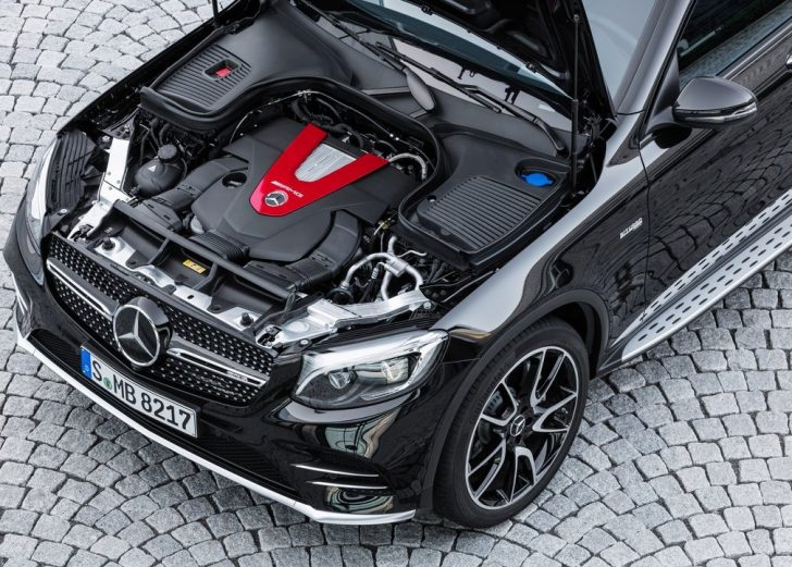 Mercedes-Benz GLC43 AMG 4Matic Coupe (2017)9