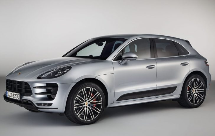 Porsche Macan Turbo with Performance Package (2017)2
