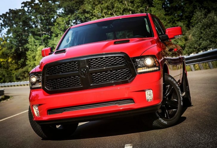 Ram 1500 Night Package (2017)1