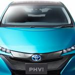 トヨタ「新型プリウスPHV」日本モデル;公式デザイン画像集!