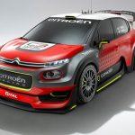 シトロエン「C3 WRC concept 2017」発表;公式デザイン画像集!