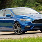 フォード「新型 Fusion V6 Sport 2017」公式デザイン画像集