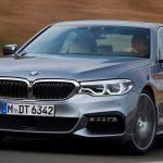 BMW「新型 5-Series 2017」公式デザイン画像集