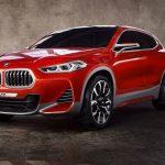 BMW「新型 X2 Concept」発表;公式デザイン画像集!