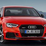 アウディ「新型 RS3 Sedan 2017」公式デザイン画像集