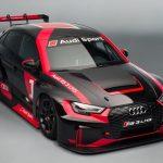 アウディ「新型RS3 LMS Racecar 2017」公式デザイン画像集