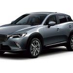 マツダ「新型CX-3 2017」発表;公式デザイン画像集!