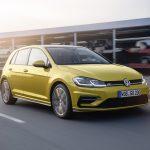 VW「新型ゴルフ2017」発表;公式デザイン画像集!