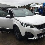 プジョー「新型3008」日本初披露;実車デザイン画像集!