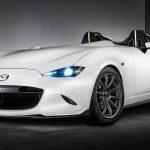 マツダ「新型 MX-5 Speedster Evolution Concept 2016」公式デザイン画像集
