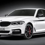 BMW 「5-Series M Performance Parts 2017」公式デザイン画像集