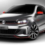VW「GOL GT Concept」発表;公式デザイン画像集!