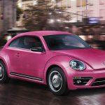 "VW「ザ・ビートル」に""ピンクビートル""発表;公式デザイン画像集!"