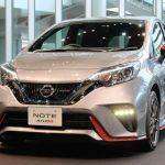 日産「新型ノートe-POWER NISMO」12月8日発表予定;実車デザイン画像集!