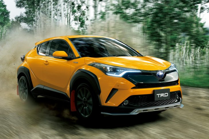 c-hr-extreme-style