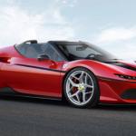 フェラーリ「新型 J50 2017」公式デザイン画像集
