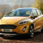 フォード「新型 Fiesta Active 2017」公式デザイン画像集