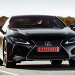 レクサス「新型 LC 500h 2018」公式デザイン画像集