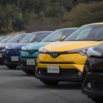 トヨタ「新型C-HR」発売開始;実車デザイン画像集!