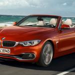 BMW 「新型 4-Series Convertible 2018」公式デザイン画像集