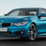 BMW 「新型 4-Series Coupe 2018」公式デザイン画像集