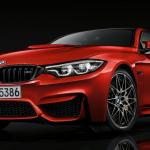 BMW 「新型 M4 Coupe 2018」公式デザイン画像集