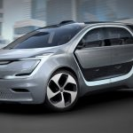 クライスラー「新型Portal Concept」未来のミニバンEV発表;公式デザイン画像集!