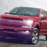 フォード「新型 F-150 2018」公式デザイン画像集