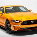 フォード「新型 Mustang GT 2018」公式デザイン画像集