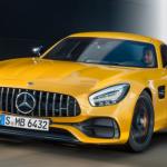 メルセデスベンツ「新型 AMG GT S 2018」公式デザイン画像集