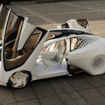トヨタ「新型Concept-愛i」人工知能搭載の未来モビリティ発表;公式デザイン画像集!