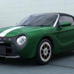 ホンダ「新型S660 Neo Classic Prototype」量産検討モデル;デザイン画像集!