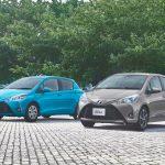 トヨタ「新型ヴィッツ」ハイブリッドを初設定;公式デザイン画像集!