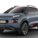 シトロエン「新型 C-Aircross Concept 2017」公式デザイン画像集