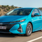 トヨタ「新型 Prius Plug-in Hybrid 2017」公式デザイン画像集