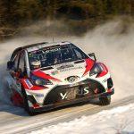 トヨタ「WRC」復帰2戦目で優勝;ラリー・スウェーデン