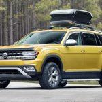 VW「Atlas Weekend Edition Concept」発表;公式デザイン画像集!