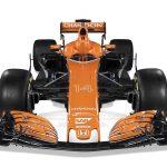 マクラーレン・ホンダ「MCL32」公開;2017年F1マシン!