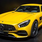Mercedes-AMG「新型GT S 2018」発表;デザイン画像集!