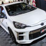 トヨタ「新型 アクア TGR Concept」発表;実車デザイン画像集!