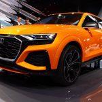 AUDI「新型Q8 Sport concept」発表;デザイン画像集!