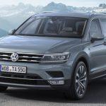 VW「新型 Tiguan Allspace 2018」公式デザイン画像集