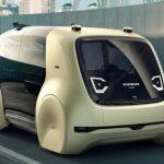 VW「Sedric Concept 2017」公式デザイン画像集