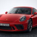 ポルシェ「新型 911 GT3 2018」公式デザイン画像集!