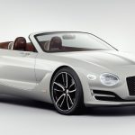 ベントレー「EXP 12 Speed 6e Concept 2017」公式デザイン画像集