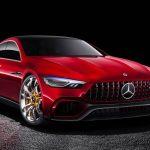 Mercedes-AMG「新型 GT Concept 2017」発表;公式デザイン画像集!