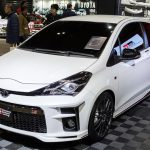 トヨタ「新型 Vitz TGR Concept」発表;実車デザイン画像集!