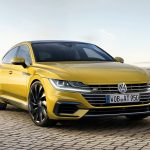 VW「新型アルテオン」発表;公式デザイン画像集!