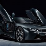 BMW「i8 PROTONIC DARK SILVER」日本4台限定発売;公式デザイン画像集!